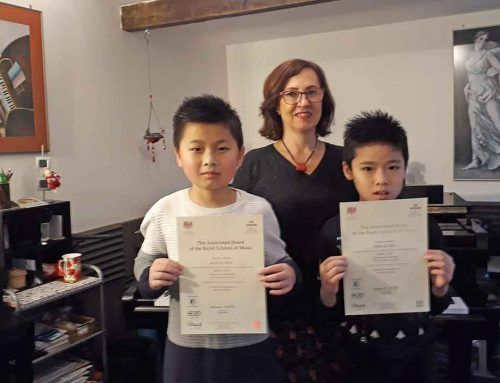 ABRSM Grade 1 Double Distinction
