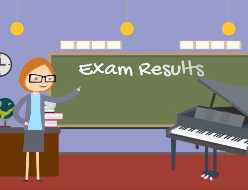 ABRSM Piano Exam results: Feb 2021
