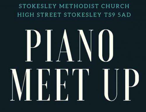 Piano meet up – 11th July 2021