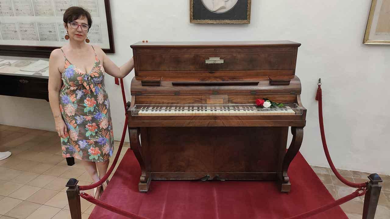 Chopin Celda Piano