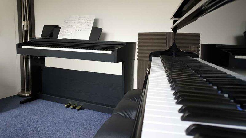 Piano studio 2018