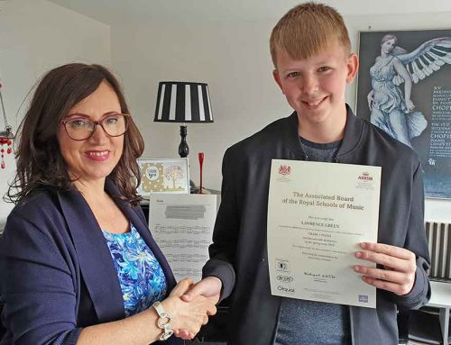 ABRSM Exam Distinction